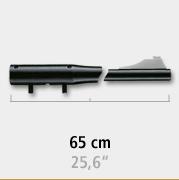 lungime teava blaser r8 650mm