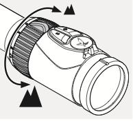 schimbare magnificatie luneta Swarovski Z8i