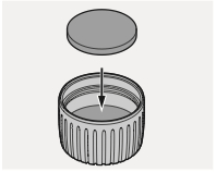 capac baterie luneta Swarovski Z8i