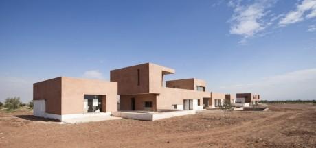 Жилой комплекс в Марокко