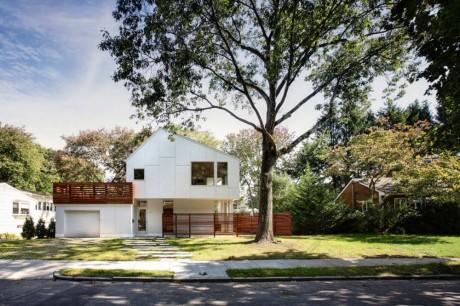 Пассивный дом в США