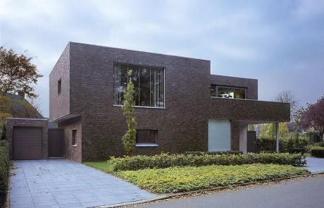 Минималистский дом в Голландии