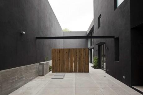 Городской дом в Мексике 5