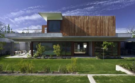 Загородный дом в Чили 3