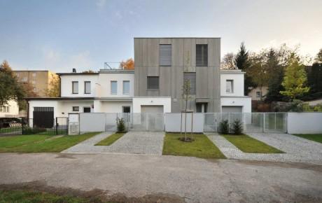 Расширение дома в Чехии