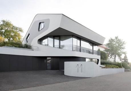 Загородный дом в Германии 14