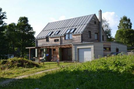 Загородный дом в Чехии 21
