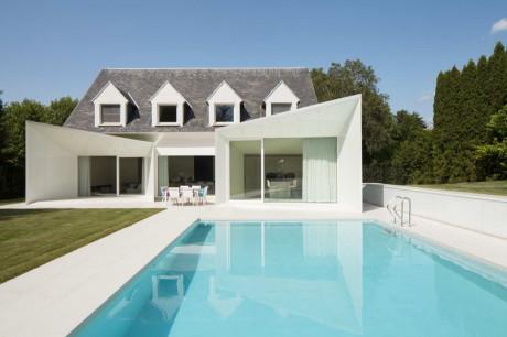 Обновление дома в Бельгии