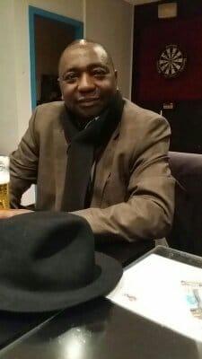 Albert Lupungu Ndjate,secrétaire général Magazine Ngambo Na Ngambo.