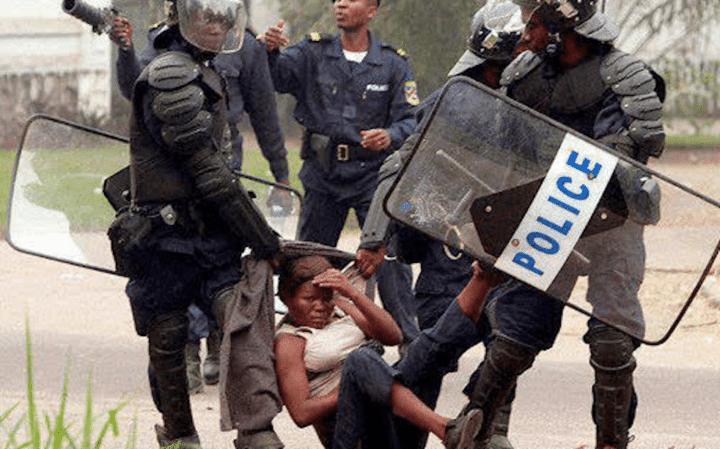 La police congolaise est aussi formée par des officiels européens. Donc complices dans les violences contre le peuple congolais ?