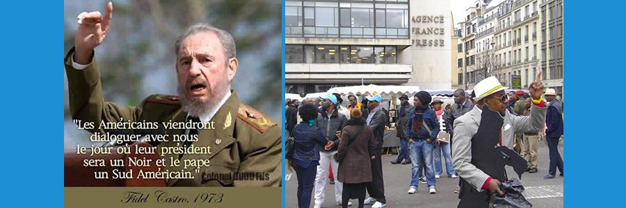 Racisme d'Etat/Jeunes de la diaspora africaine en Europe: que savent-ils de Cuito Cuanavale,la bataille héroïque des Angolais, Cubains... qui sonna la fin de l'Apartheid?
