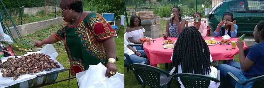Vie dans la diaspora : heureuse avec son Bac, Damaris MANIMBA.