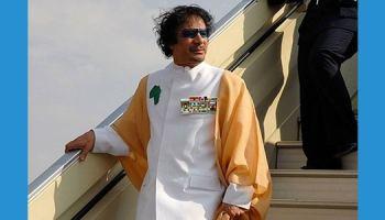 Paris,20 octobre 2018 : commémorer l'assassinat politique de Kadhafi.