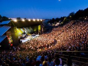 Une vue de la scène de ce Festival à Lyon où il y aura la Nuit de la Rumba