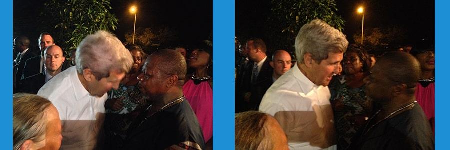 Belgique: l'hommage du célèbre réalisateur belge Thierry Michel pour feu Papa Wemba.