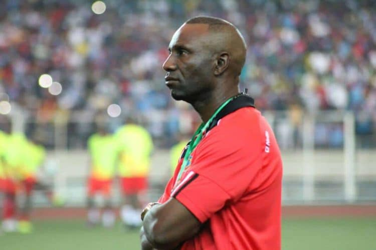 Le coach Florent Ibenge (Archives Ibenge).