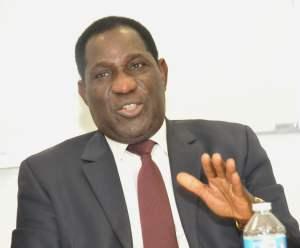 L'homme politique malien Sega Doucouré. (Photo, Paris, 12 janvier 2019/Wandifa Souane)
