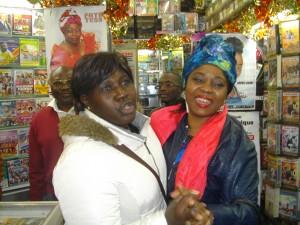Faya Tess et Awa