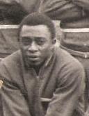 Le footballeur Saidi Léonard