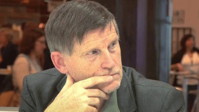Michel Collon, célèbre journaliste belge : présent au colloque du 13 décembre 2018. Archives Michel Collon.