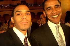 Le président Barack Obama et Al Walser