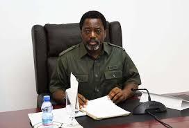 """Joseph """"Kabila"""" Kanambe Hippolyte"""
