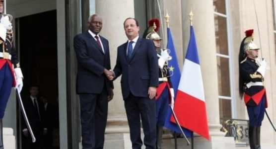 visite officielle du président français en Afrique Centrale