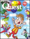 Boys Quest Magazine