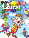 Boys Quest Magazine