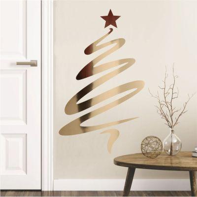 Adesivo de Parede Árvore de Natal 5