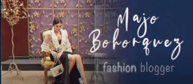 Majo Bohorquez fashion blogger