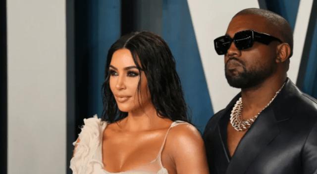 Kim Kardashian West solicitó el divorcio a Kanye West