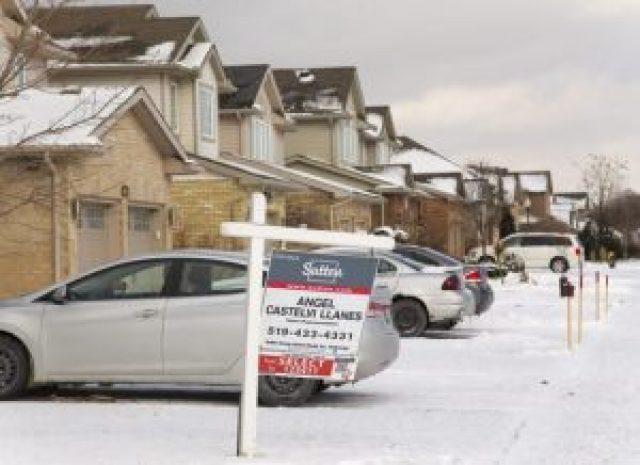 La alta demanda y la baja oferta sitúan el precio medio de una vivienda en London por encima de los 600.000 dólares