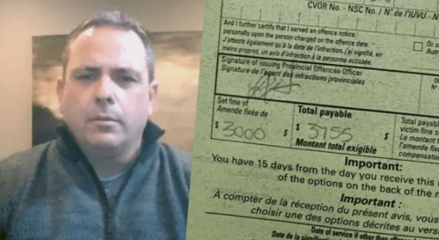 Hombre de Ontario multado por cruzar la frontera terrestre en medio de confusión sobre quién es 'esencial'