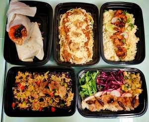 Lunch de Mamá, gastronomía mexicana