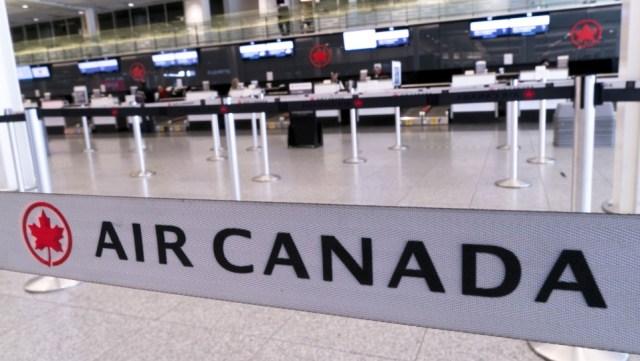 Conozca cómo obtener su reembolso de Air Canada