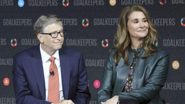 Bill y Melinda Gates anuncian que van a poner fin al matrimonio