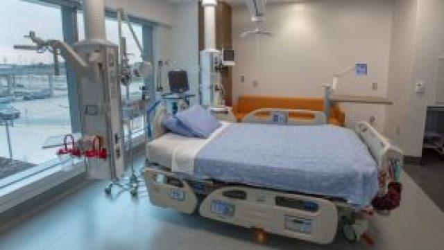 El hospital de Vaughan abrirá al público el domingo