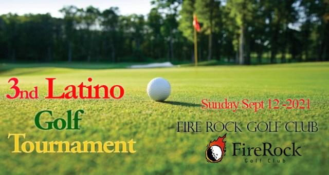 El evento que es organizado por el peridico hispano, Magazine Latino! tendrá lugar el domingo 12 de septiembre a partir de las 1:00 de la tarde en el FireRock Golf Club