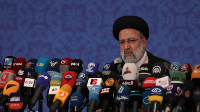 El presidente electo de Irán dice que no se reunirá con Biden