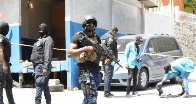 La policía haitiana abate a cuatro presuntos asesinos del presidente Jovenel Moïse