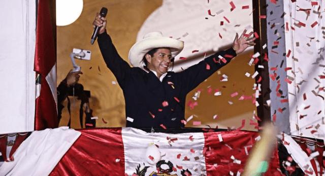 El presidente Pedro Castillo tiene planes radicales para Perú
