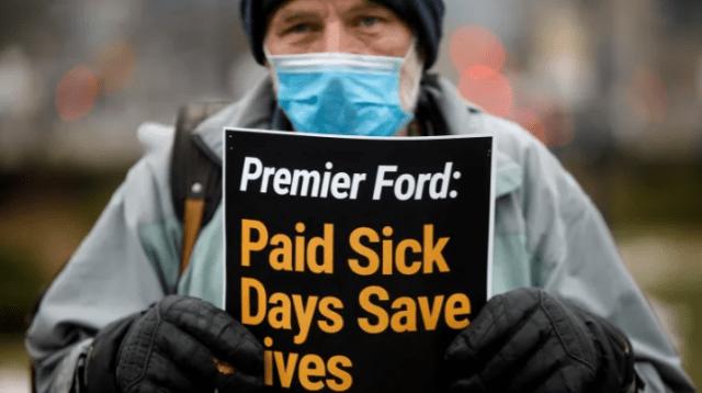 Programa de días de enfermedad pagados COVID-19 recibe poca aceptación
