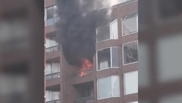 Paramédico describió cómo trató de salvar a un vecino