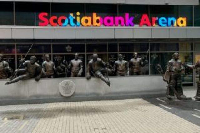 MLSE actualiza los protocolos pandémicos del Scotiabank Arena