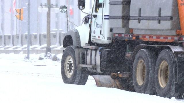 Los quita nieves en Ottawa serán más efectivos este invierno