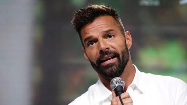 Ricky Martin admite que el covid-19 le ha provocado ansiedad