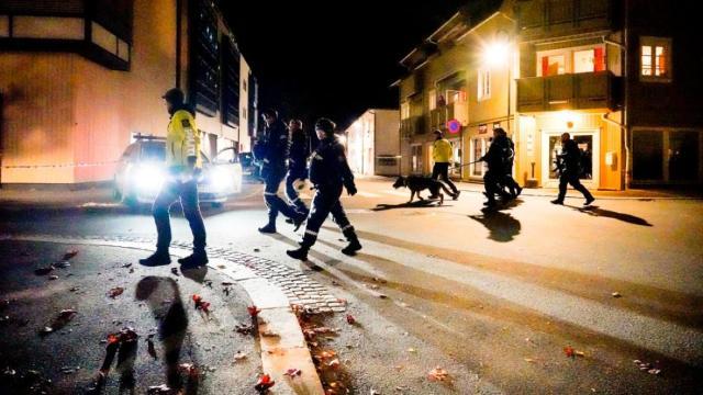 Al menos cuatro muertos en ataque con arco y flechas en Noruega, según medios