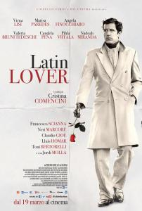 Cartel de Latin Lover