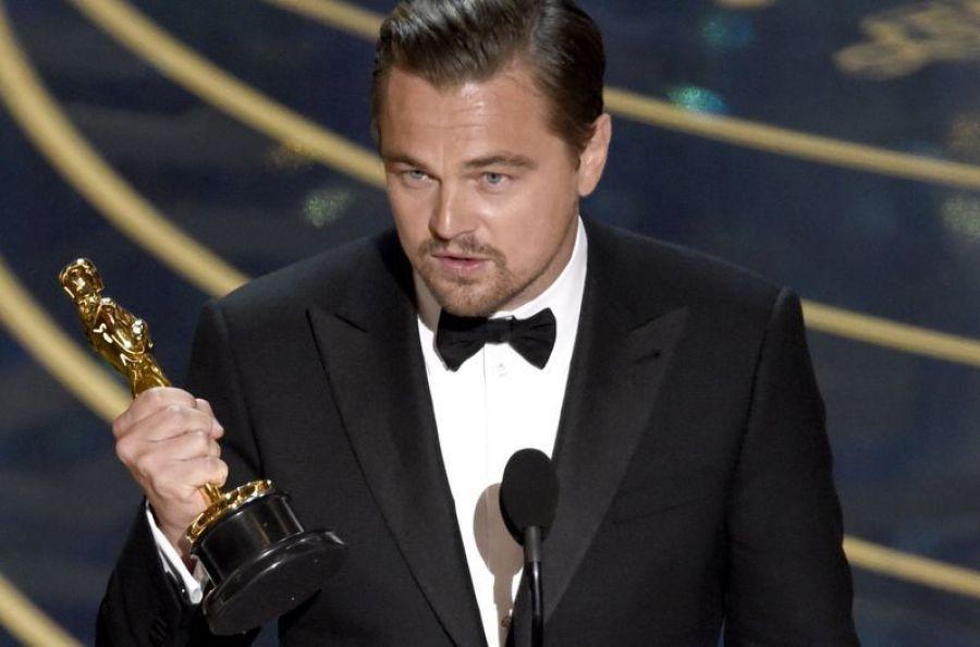 DiCaprio gana Oscar - MagaZinema